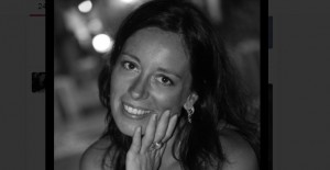 Guarda la versione ingrandita di Francesca Pilla: morta giornalista napoletana il Manifesto (foto Twitter)