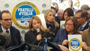 Fratelli d'Italia, lista esclusa a Milano, ricorso respinto