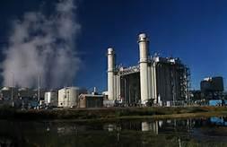 Impianto per produzione gas