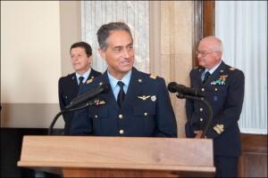 Generale Gianpaolo Miniscalco accusato: minacce a sottoposto