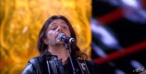 Gianluca Grignani canta con Chiara