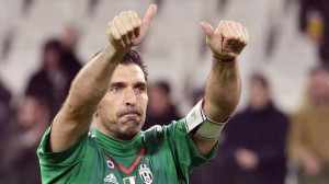 Gigi Buffon (foto Ansa)
