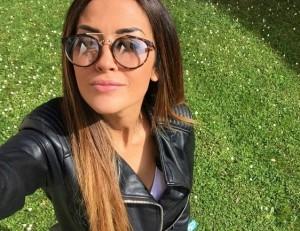 Giorgia Palmas (foto Instagram)
