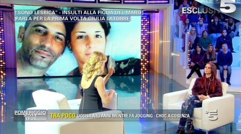 """Giulia Latorre: """"Forse andrò su trono gay di Uomini e Donne"""" 04"""