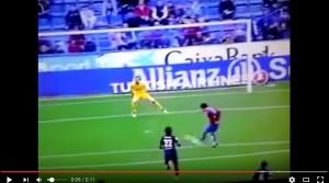 YouTube, Giuseppe Rossi gol: addio scudetto per Simeone