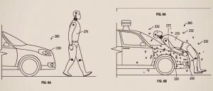 """Guarda la versione ingrandita di Google brevetta la """"carta moschicida"""" salva-pedoni"""
