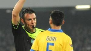 Napoli-Frosinone: troppe scommesse sul rosso. Al 23' Gori...