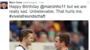 Guarda la versione ingrandita di Germania, Marco Reus non convocato. Gaffe Gotze su Twitter..