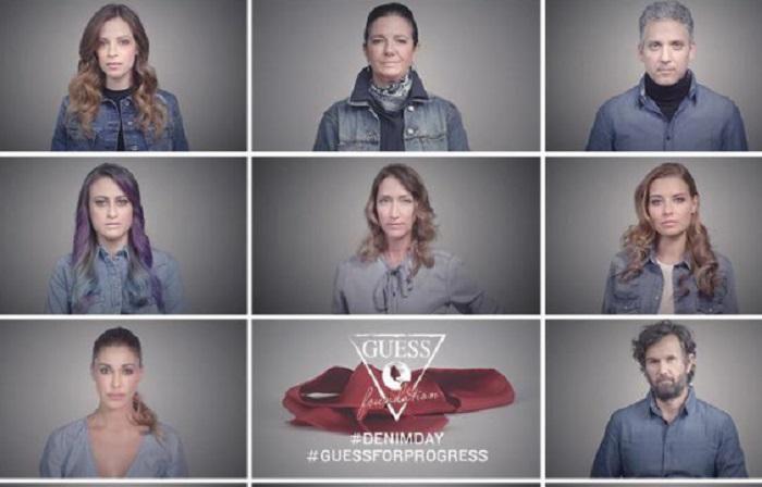 Guess Firenze: invito a Belen Rodriguez, Carlo Cracco..VIDEO2