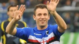 Guarda la versione ingrandita di Sampdoria, caso Antonio Cassano: non convocato ma Montella..