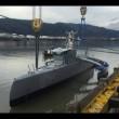 YOUTUBE Sea Hunter, il trimarano da guerra senza equipaggio 02