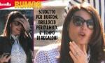 Ilaria D'Amico, diamante nero: matrimonio con Buffon?  FOTO