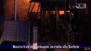 Guarda la versione ingrandita di YOUTUBE Incendio in azienda chimica a Ivrea: 14 ustionati