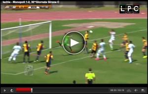 Ischia-Monopoli Sportube: streaming diretta live playout