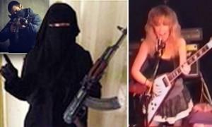 Sally Jones, rockstar Isis: Londra boom, non prendete metro