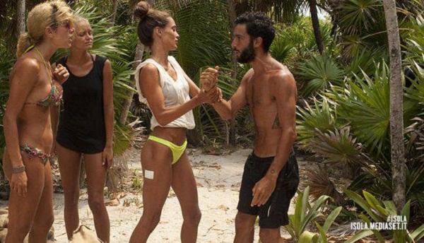 Isola, Jonas Berami squalificato dopo lite con Paola Caruso?