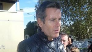 Jimmy Ghione preso a calci a Roma, 3 a processo