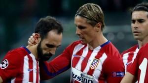 Juanfran sbaglia il rigore e chiede scusa ai tifosi
