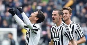 Guarda la versione ingrandita di Juventus-Carpi 2-0 foto, highlights e pagelle. Hernanes-Zaza (Ansa)