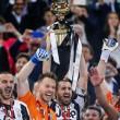 Milan-Juventus 0-1: video gol highlights, foto e pagelle