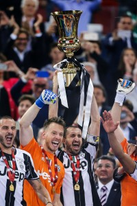 Guarda la versione ingrandita di Milan-Juventus 0-1: video gol highlights, foto e pagelle (foto Ansa)