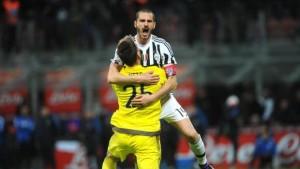 Guarda la versione ingrandita di Juventus-Sampdoria diretta. Formazioni ufficiali e video gol su BlitzQuotidiano (foto Ansa)