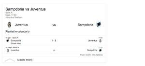 Juventus-Sampdoria, streaming-diretta tv: dove vedere Serie A_