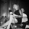 Kate Moss e la foto pubblicata su Instagram