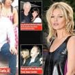 Kate Moss, nuova fiamma è Jake Curtis: ha solo 18 anni...