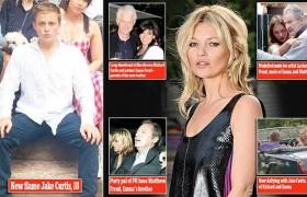 Kate Moss, nuova fiamma è Jake Curtis: ha solo 18 anni…