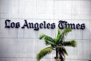 Los Angeles Times dice no all'offerta Gannett-USA Today