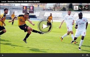 Lecce-Bassano: Sportube streaming, RaiSport2 diretta tv