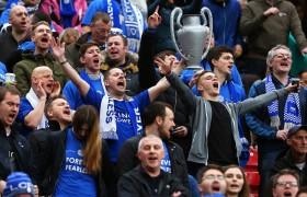 Leicester campione d'Inghilterra. Claudio Ranieri è leggenda