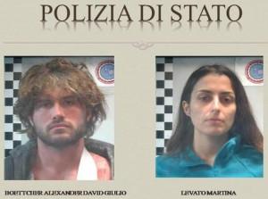 """Martina Levato e Alex, periti: """"Non possono esser genitori"""""""