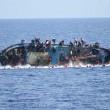 Migranti, affonda barcone Libia, 600 a bordo: ci sono morti 2