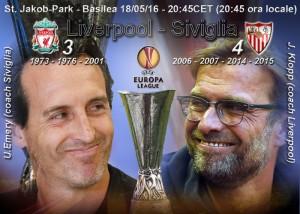Liverpool-Siviglia diretta. Formazioni ufficiali e video gol
