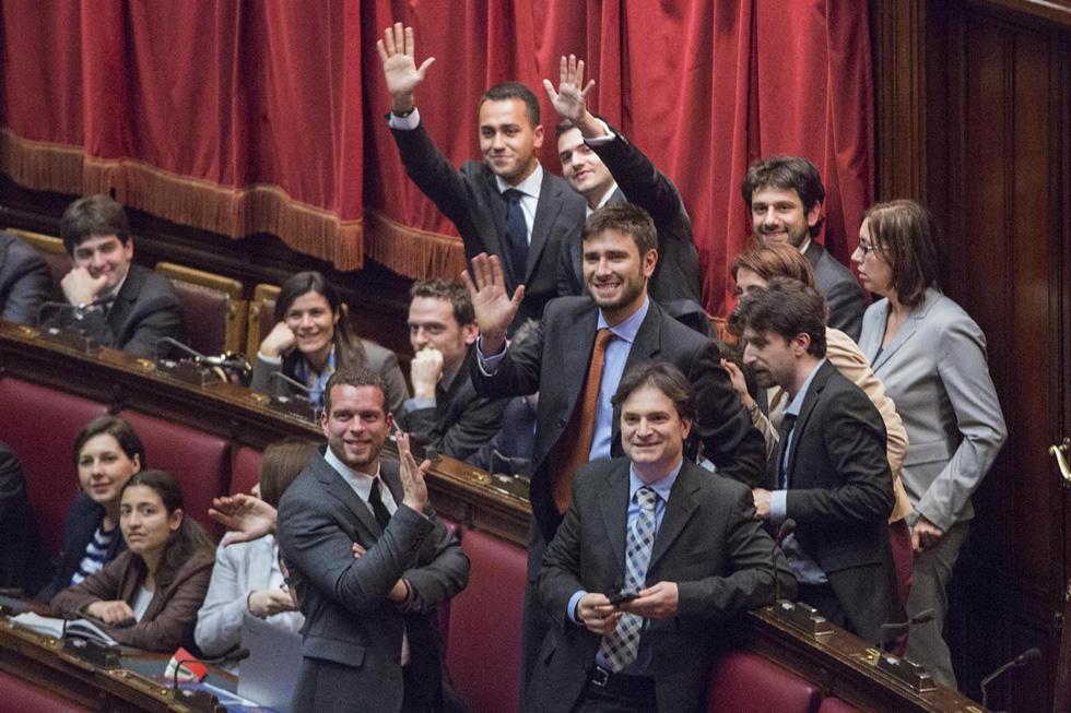 M5s governo i ministri tecnici verna settis donati for Parlamento 5 stelle