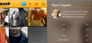 Marco Cappato, campagna elettorale su Tinder e Grindr