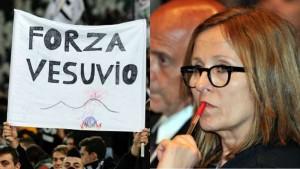"Maria Teresa Meli: ""Vesuvio riprenda case napoletani..."""