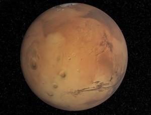 Guarda la versione ingrandita di Marte dà spettacolo lunedì sera: mai così vicino da 11 anni