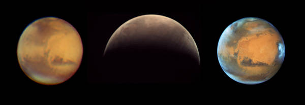 Marte dà spettacolo questa sera: mai così vicino da 11 anni01