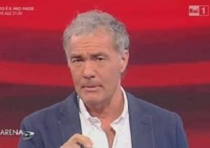 Massimo Giletti pizzicato con la ex Angela Tuccia