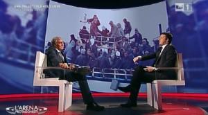 """Renzi: """"Grillo e Berlusconi? Io ho la fedina penale pulita"""""""