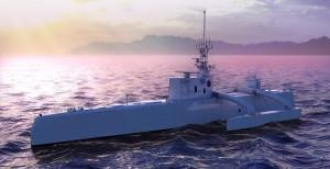 YOUTUBE Sea Hunter, il trimarano da guerra senza equipaggio