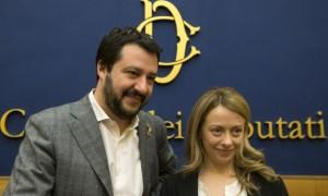 """Salvini: """"Pedaggio sul Gra"""". Meloni: """"Così mi fai perdere"""""""