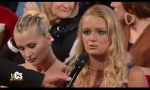 YOUTUBE Simona Ventura-Mercedesz Henger: lite in tv
