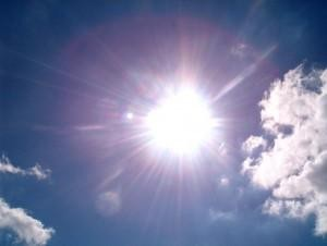 Meteo, sole e temperature su da martedì 3 maggio