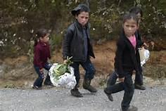 Migranti bambini
