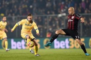 Milan-Frosinone, diretta. Formazioni ufficiali e video gol