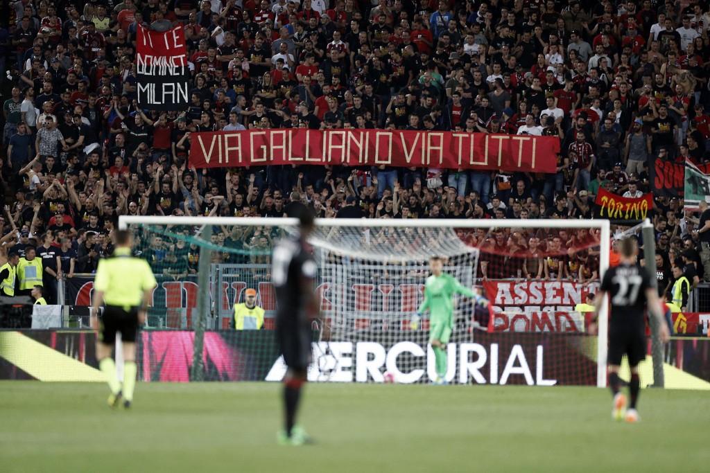 Soccer: Italy Cup Final; Milan-Juventus